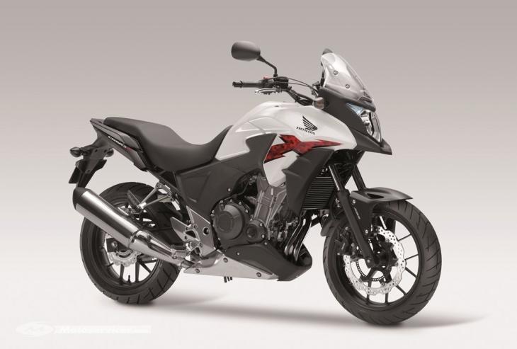 Honda CBF500X